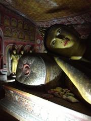 Sri lanka Cave