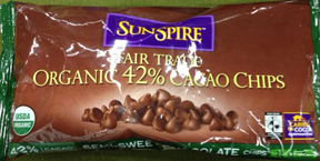 SunSpire 42% Fair Trade certified cacao