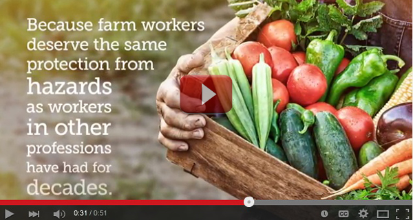 Farm Worker Video Image