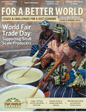 Fair World Publication Issue 8 Spring 2014