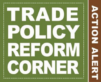 Trade Policy Reform 2012 Action Alert