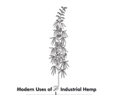 Uses of Industrial hemp chart