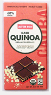 Alter Eco Fair Trade Quinoa Chocolate Bar