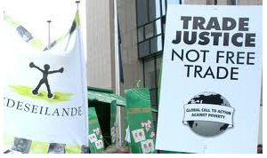 trade justice: not free trade