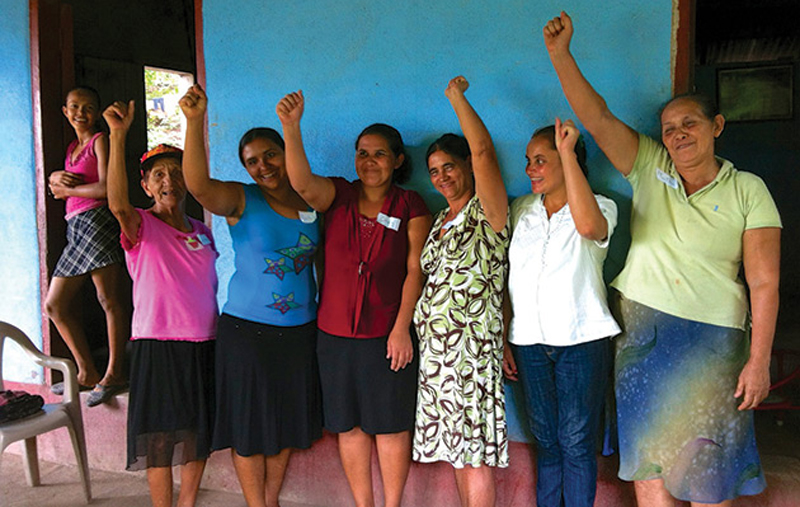 Roots in Revolution - Nicaraguan Women