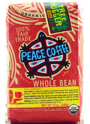Peace Coffee Organic Tree Hugger Blend