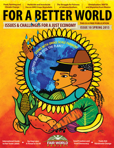 fOR A BETTER WORLD: ISSUE 10
