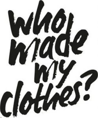 Who Made My Clothes - Rana Plaza Disaster