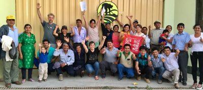 credit - Equal Exchange Coop - Cooperativa Norandino Members
