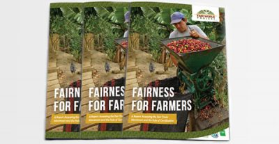 Fairness for Farmers: Fair Trade Certification Label Report Cover