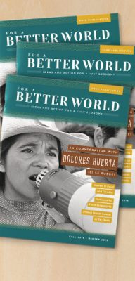 For a Better World Publication - Issue 17