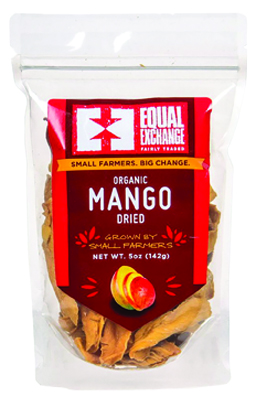 EQUAL EXCHANGE DRIED MANGOES