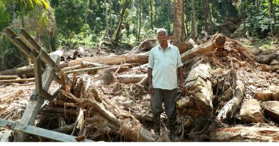 Fair Trade Farmers impacted by Climate Change in Kerala India