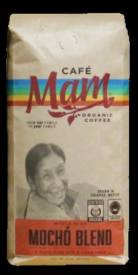CAFÉ MAM ORGANIC MOCHÓ BLEND - Issue 18 Product Pick