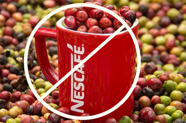 Say no to Nestle