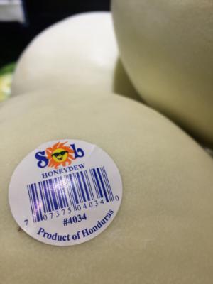 Unfair Fruit - Sol brand melon - Fyffes
