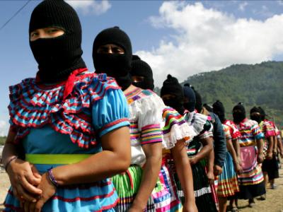 Zapatista women's gathering - Tim Russo
