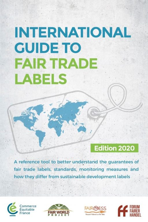 International Guide to Fair Trade Labels - 2020 Edition - Cover