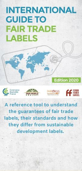International Guide to Fair Trade Labels - 2020 Edition - Homepage Feature Image