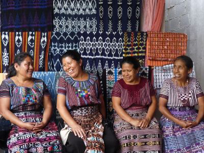 Guatemala Indigenous Women Weavers
