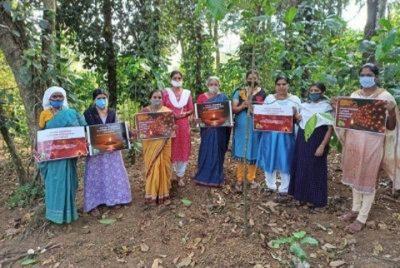 Farmers of Fair Trade Alliance Kerala