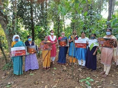 Farmers of Fair Trade Alliance Kerala Assemble